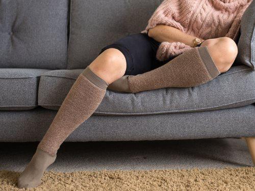 skin protection socks